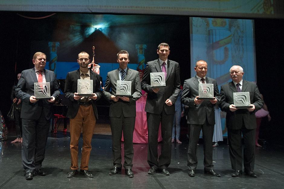 Laureaci Skrzydeł 2012