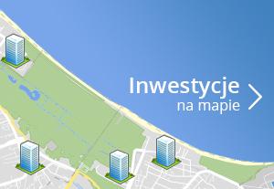 Inwestycje na mapie