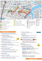 Mapa Jarmarku