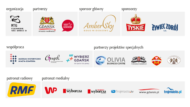 Partnerzy i sponsorzy