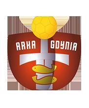 Arka Gdynia - ręczna m.