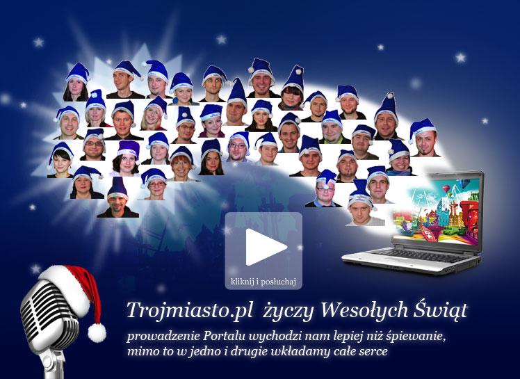 Kartka Świąteczna 2009