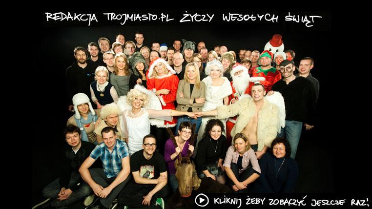 Kartka Świąteczna 2011