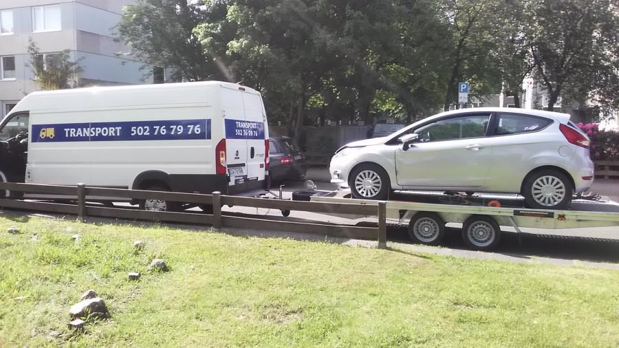 Usługi Transportowe - Przeprowadzki -Transport Aut 502-76-79-76: zdjęcie 74631340
