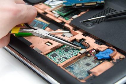 Konserwacja laptopów
