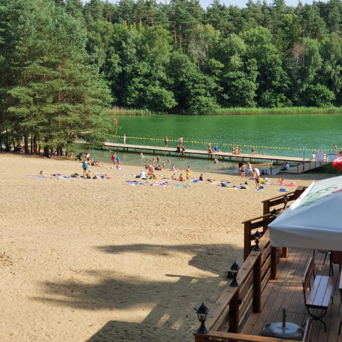 Domek letniskowy w BORÓwnie nad jeziorem Borówno Wielkie koło Skarszew: zdjęcie 87288725