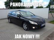 Peugeot 508 RXH Zadbany 508 Jak Nowy !!! 2.0 HDI 140 KM Pnorama Dach Ledy Parktronic
