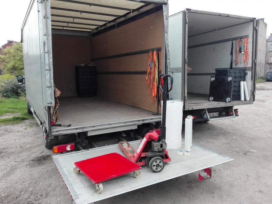 MK Przeprowadzki Transport Magazynowanie Utylizacja