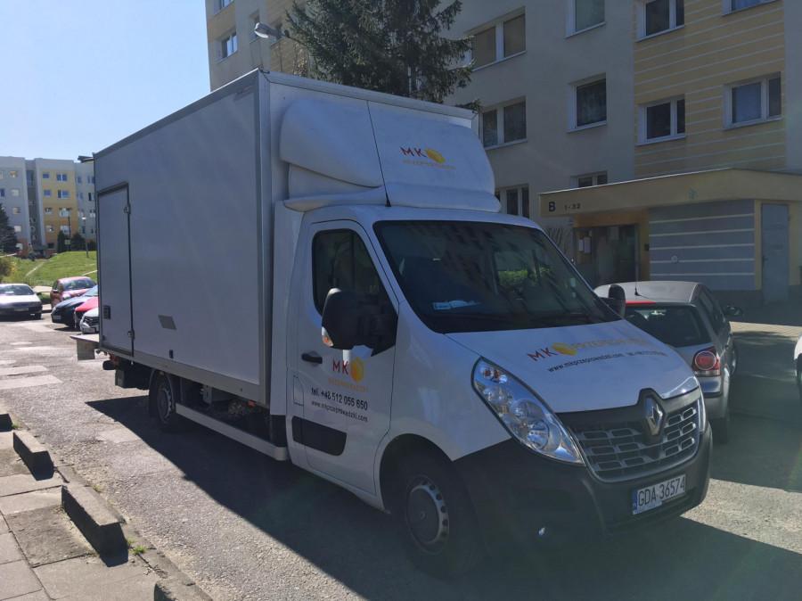 MK Przeprowadzki Transport Magazynowanie Utylizacja: zdjęcie 82783641