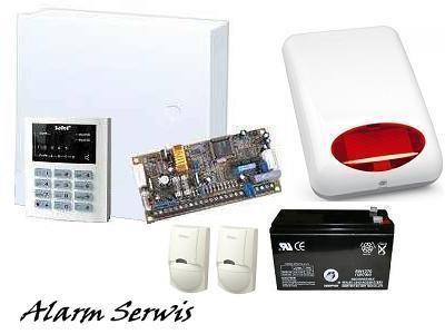 Alarmy do biura i domu. Konserwacje, montaż, sprzedaż.: zdjęcie 67219139