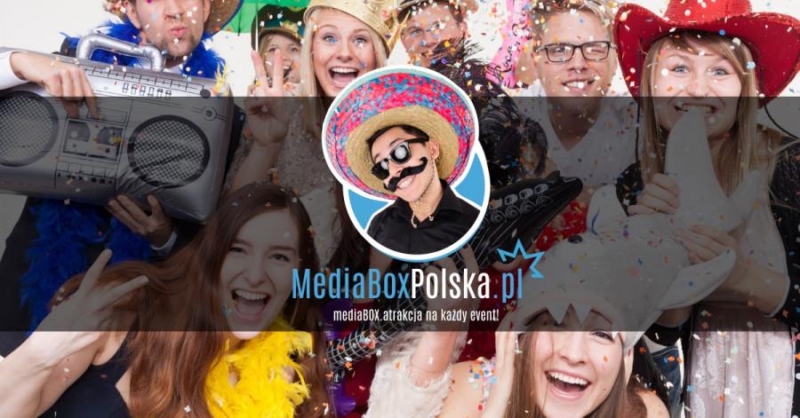 Fotobudka MediaBOX - Hit atrakcji imprezowych! Trójmiasto: zdjęcie 78080600