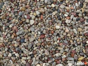 Kamień płukany, ozdobny, ziemia ogrodowa alejki TANIO POLECAM