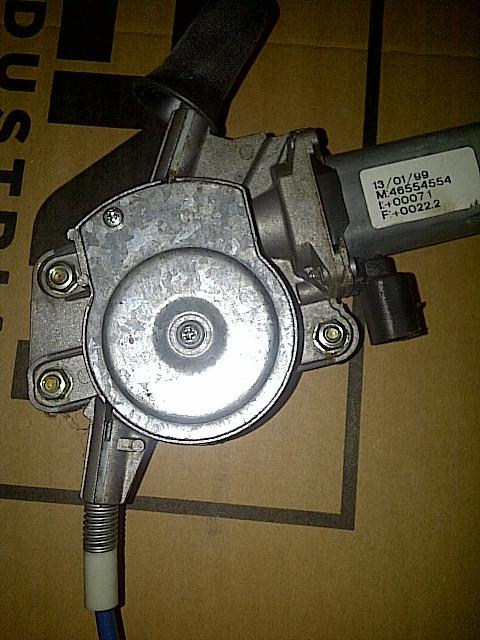 Podnośnik/siłownik elektryczny szyby Fiat Bravo/Brava/Marea prawa/lewa: zdjęcie 69913325