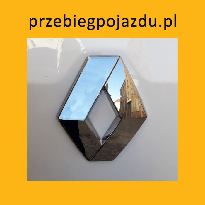 Historia serwisowa Przebieg sprawdzenie VIN Renault: zdjęcie 71593006