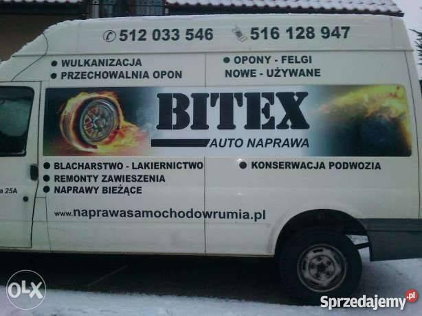 Blacharsko-Lakierniczy Serwis BITEX RUMIA: zdjęcie 78739035