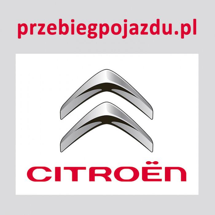 Serwis Przebieg Historia Renault Citroen Peugeot sprawdzenie VIN: zdjęcie 72291590