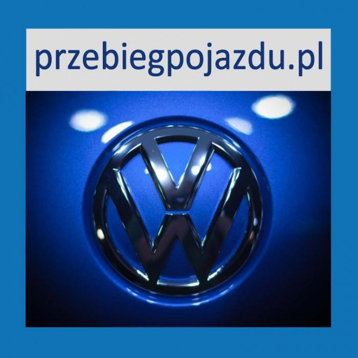 VW Sprawdzenie VIN, przebieg, serwis, naprawy