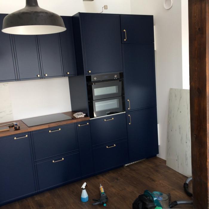 Montaż mebli IKEA-montaż kuchni + transport: zdjęcie 82642441