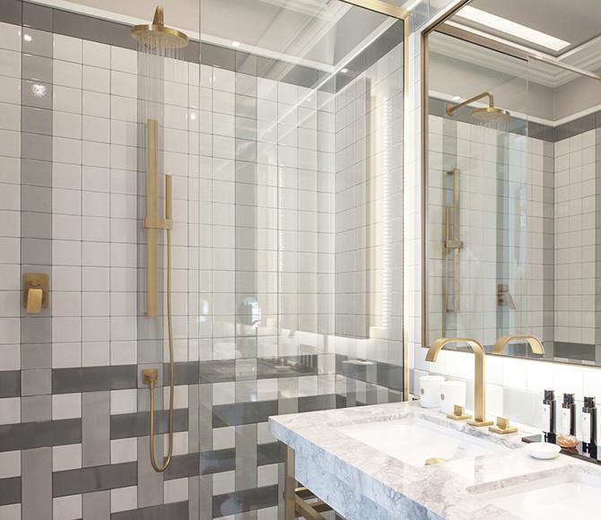 Remonty łazienek , układane płytek prace hydrauliczne ,kabiny prysznicowe szklane: zdjęcie 72613320