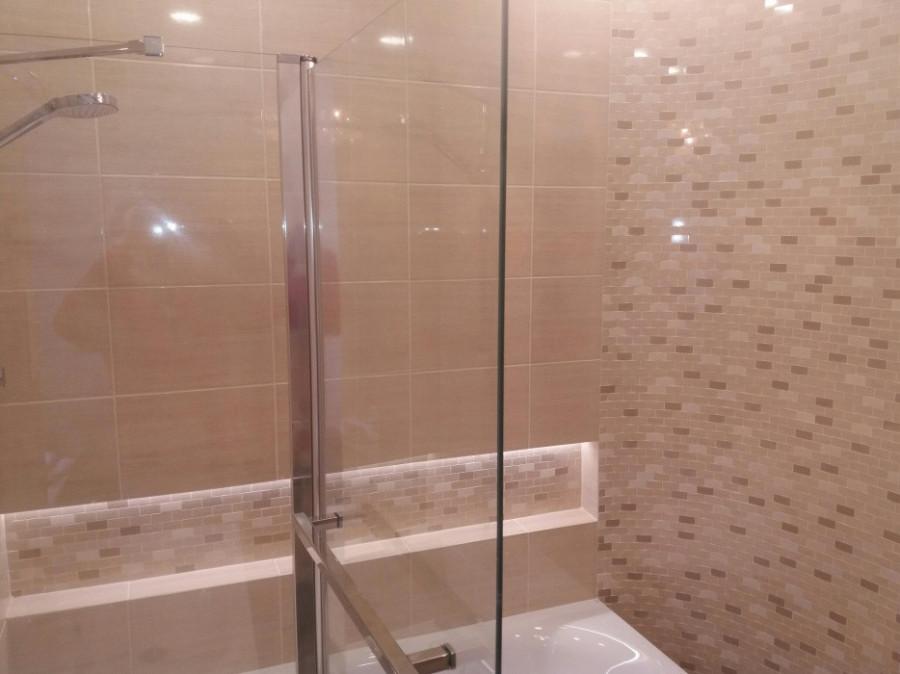 Remonty łazienek , układane płytek prace hydrauliczne ,kabiny prysznicowe szklane: zdjęcie 77823516
