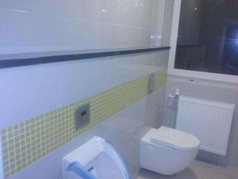 Remonty łazienek , układane płytek prace hydrauliczne ,kabiny prysznicowe szklane: zdjęcie 72613311
