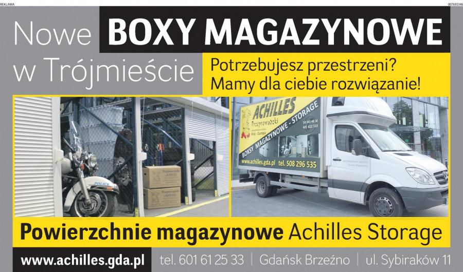 Powierzchnie, boksy magazynowe - magazynowanie mebli