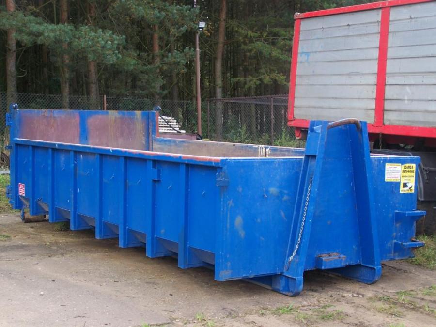 Wynajem kontenera wywóz odpady, śmieci, gruz Trójmiasto: zdjęcie 73148568