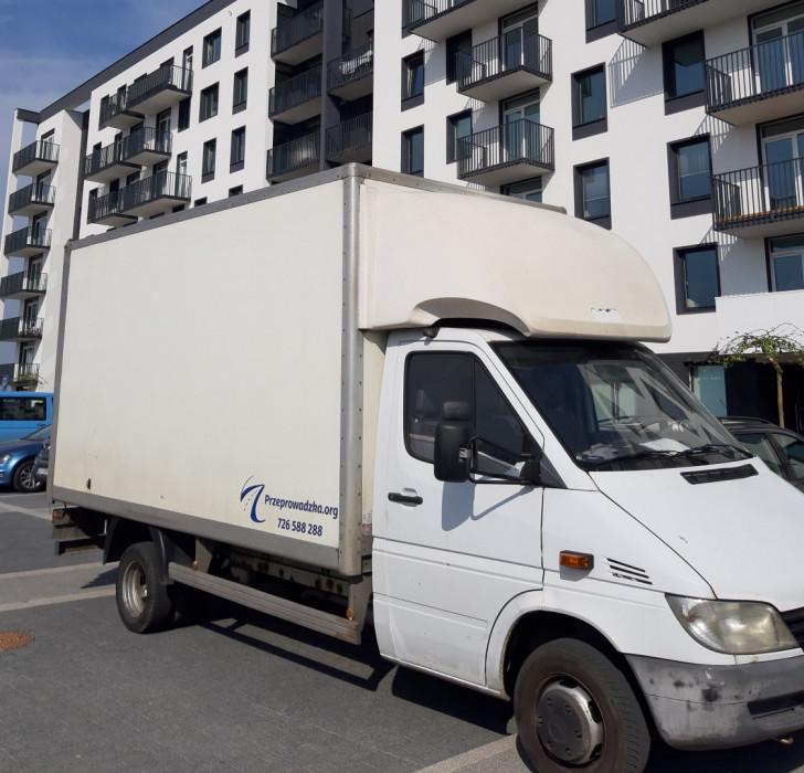 Przeprowadzki,Transport ,Bagażówka Gdańsk,Gdynia,Sopot,Cała Polska : zdjęcie 82645388