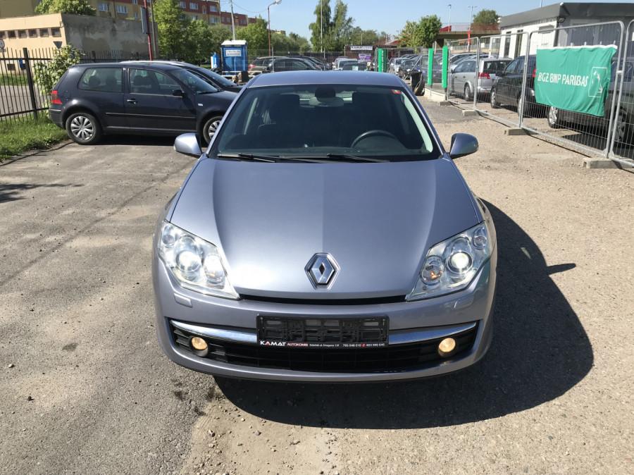 Renault Laguna 2.0 dCi Diesel Privilège*Zarejstrowany: zdjęcie 74547978