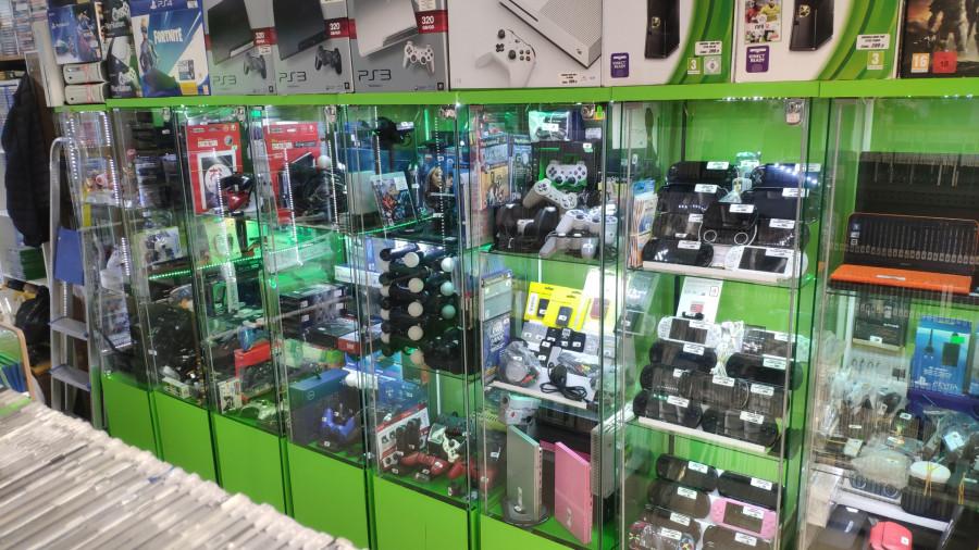 Konsole gry akcesoria Playstation Xbox PSP Vita Nintendo Sega Pegasus