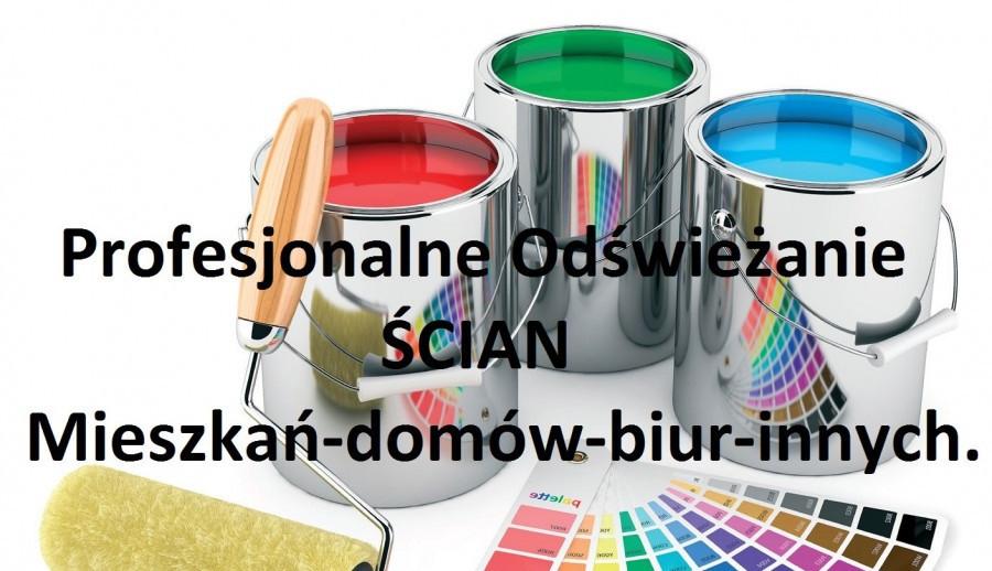 Malowanie. Solidnie: zdjęcie 86231286