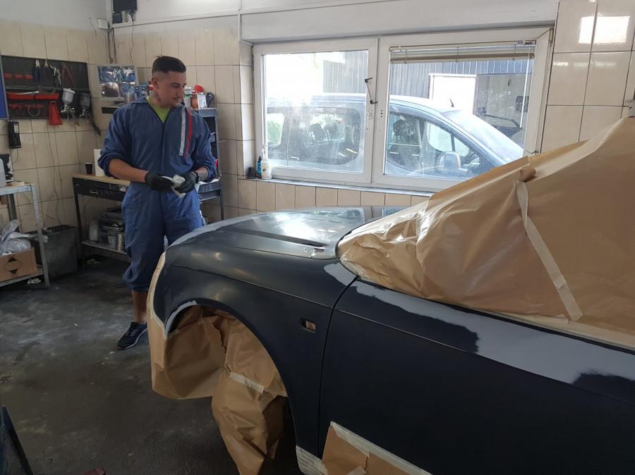 Blacharstwo lakiernictwo mechanika pojazdowa Zapraszamy : zdjęcie 76524661