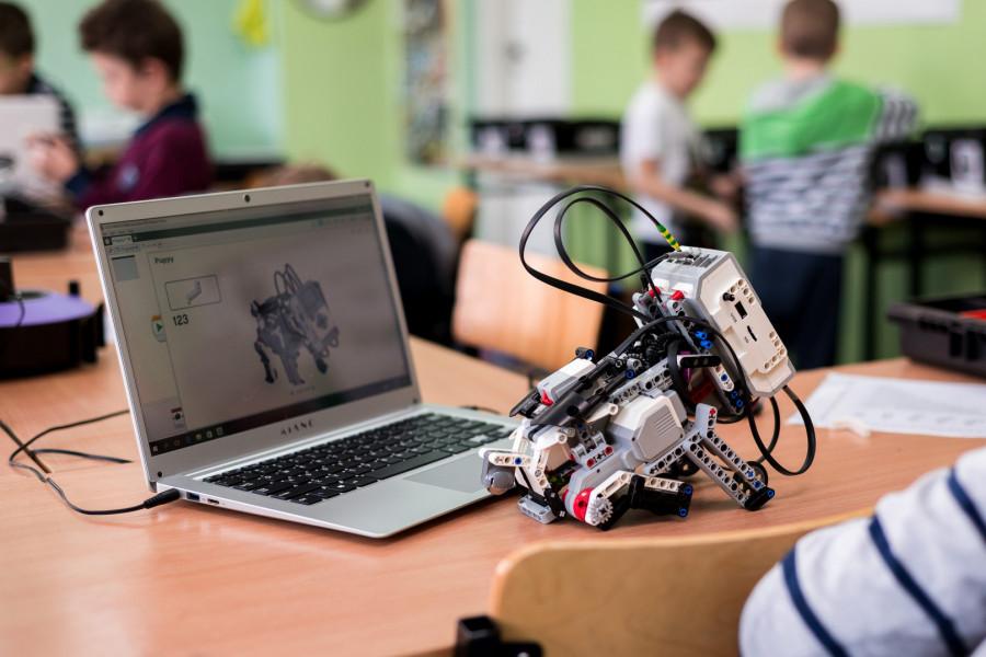 Zajęcia z robotyki i programowania dla dzieci