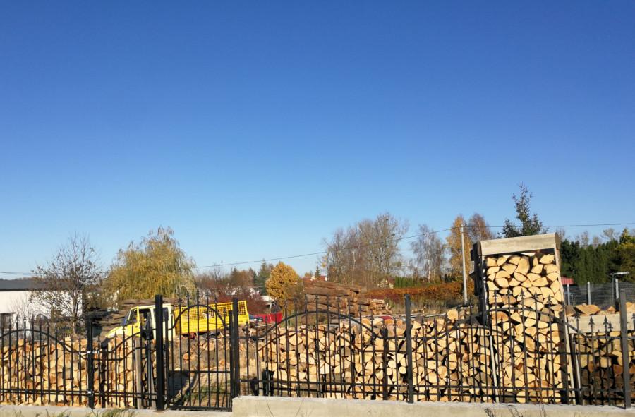 Drewno opałowe - kominkowe sezonowane buk i inne