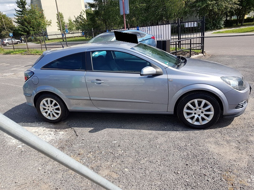 Opel Astra GTC*1,9 Diesel*Możliwa Zamiana: zdjęcie 80450211