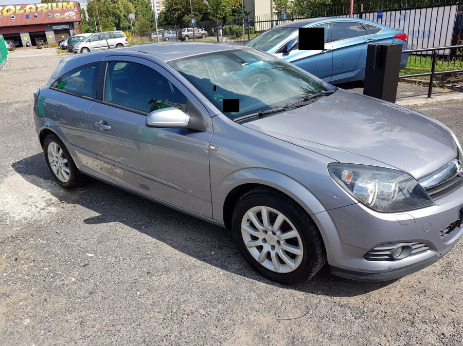 Opel Astra GTC*1,9 Diesel*Możliwa Zamiana: zdjęcie 80450213