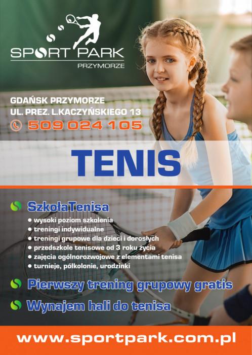 Szkoła tenisa - Treningi grupowe oraz indywidualne: zdjęcie 79468182
