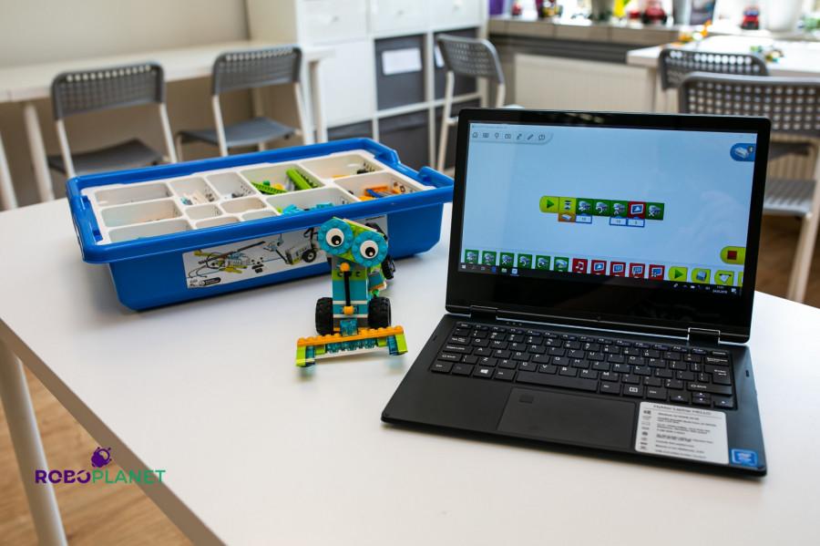 Półkolonie letnie nad morzem z robotyką, Lego i Minecraftem: zdjęcie 80121486