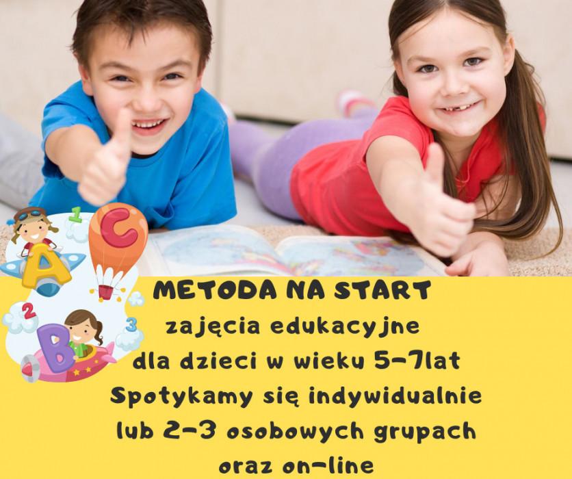 Metoda NA Start zajęcia edukacyjne dla dzieci w wieku 5-7 lat: zdjęcie 84260242