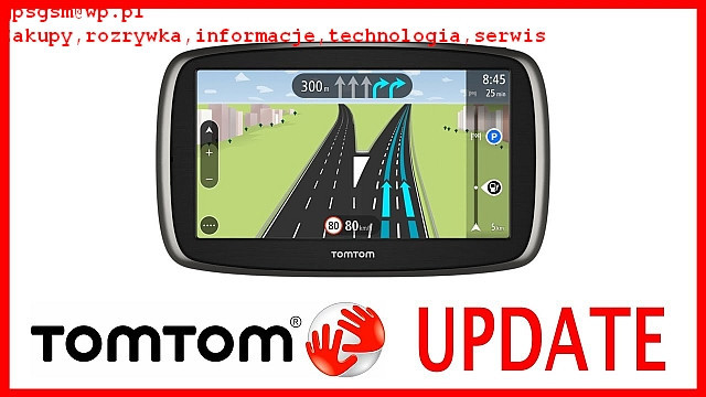 Aktualizacja MAP w nawigacji GPS w Samochodach ciężarowych i osobowych: zdjęcie 80288711