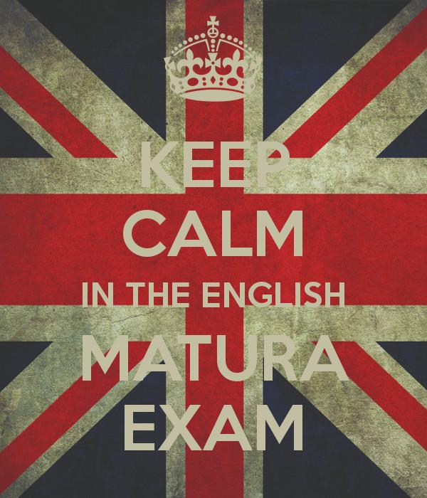 Matura z angielskiego