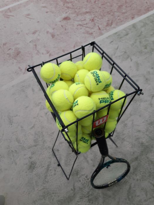 Tenis ziemny -nauka i gra: zdjęcie 82090191