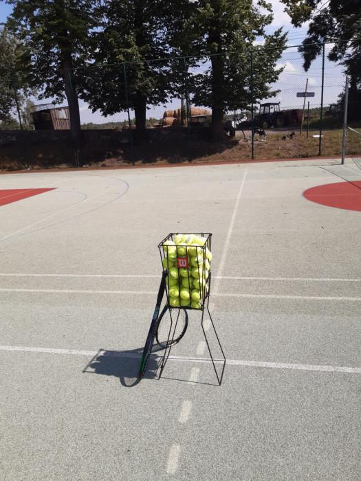 Tenis ziemny -nauka i gra profesjonalna: zdjęcie 83812925