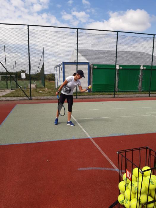 Tenis ziemny -nauka i gra profesjonalna: zdjęcie 83812926