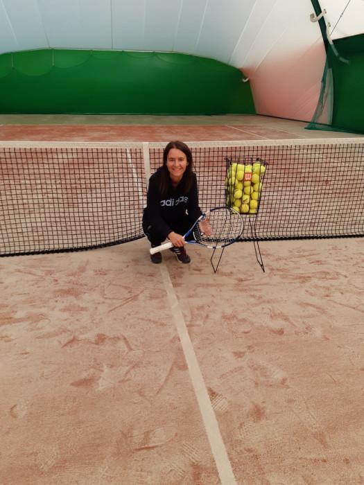Tenis ziemny -nauka i gra profesjonalna: zdjęcie 84832716