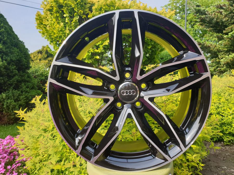 Felgi aluminiowe Audi  RS 4 18 5x112: zdjęcie 80893923