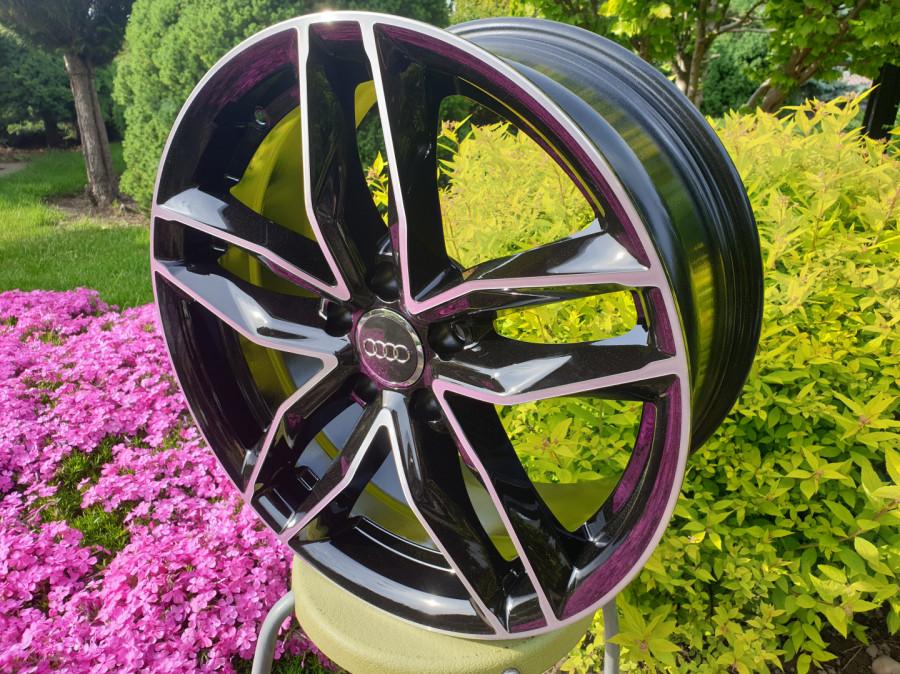 Felgi aluminiowe Audi  RS 4 18 5x112: zdjęcie 80893925