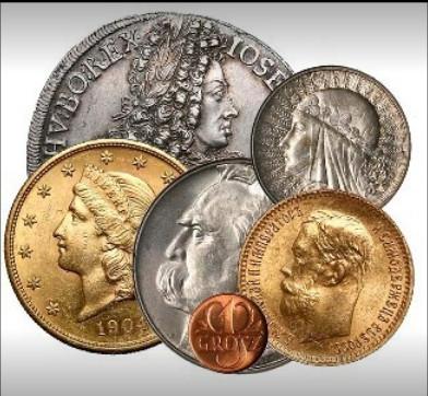 Kupię monety banknoty srebro militaria