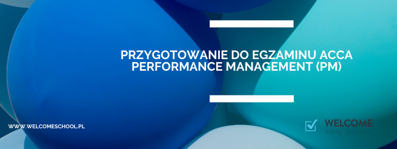 ACCA Performance Management