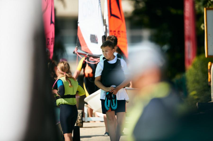 Półkolonie żeglarskie OPTymist Sopot 2021 Bon Turystyczny: zdjęcie 87032010